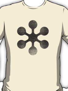 Circle Study - Black T-Shirt