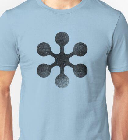 Circle Study - Black Unisex T-Shirt