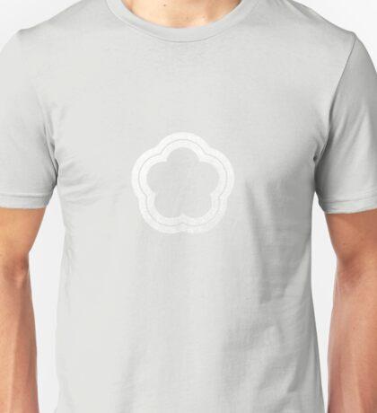 Flower - White Unisex T-Shirt
