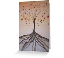 Fruit of Life Greeting Card
