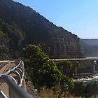 The Sea Cliff Bridge by myraj