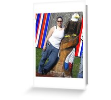 Independence? Greeting Card