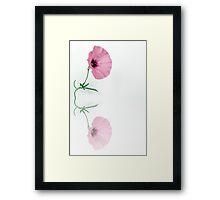 A Pretty Weed Framed Print