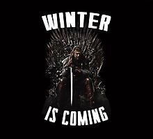 Winter Is Coming by Holngaz