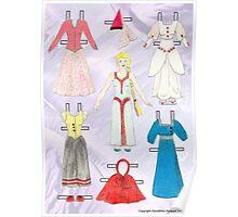 Paper Doll - Belle Poster