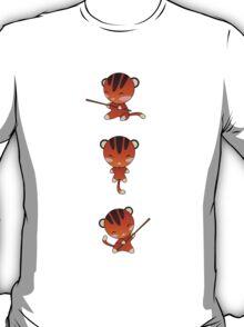 Tiny Tora x3 T-Shirt