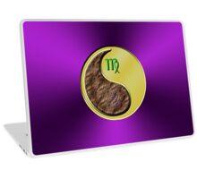 Virgo & Boar Yin Metal Laptop Skin