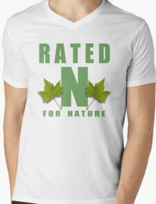 rated n for nature T-Shirt