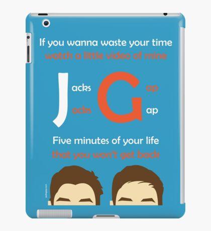 JacksGap Theme Song iPad Case/Skin