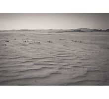 Sands of Eden Estuary Photographic Print