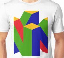 Nintendo 64! Nintendo 64! Unisex T-Shirt
