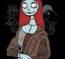 The Mona Sally by Paula García
