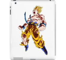 Super Saiyan Goku iPad Case/Skin