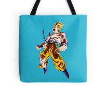 Super Saiyan Goku Tote Bag