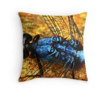 God spent a little more time on me Throw Pillow