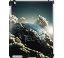 Earth vs Space iPad Case/Skin