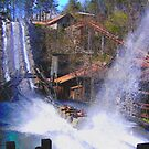 Daredevil Falls by raindancerwoman