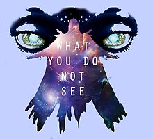 What You Do Not See by Magnetz