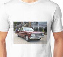 1965 Ford Fairlane: NZ Falcon & Fairlane Car Club Nationals 2015 Unisex T-Shirt