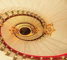 Upward Spiral by HelmD