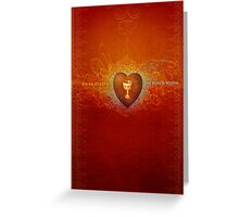 Drink Deeply Greeting Card