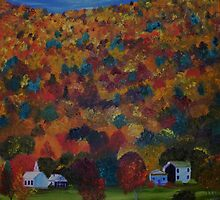 October in N.H. by towncrier