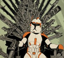 Game of Clones Sticker