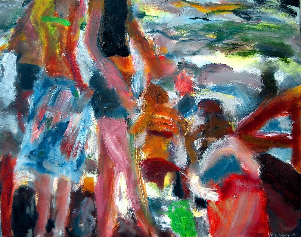 Beach Dress by dornberg