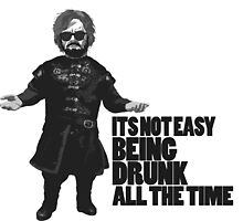Tyrion The Drunk by That1Guy