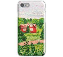 Åland Landscape iPhone Case/Skin