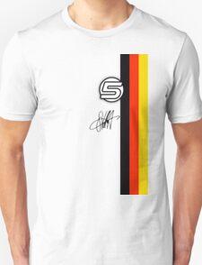 Vettel Helmet sig T-Shirt