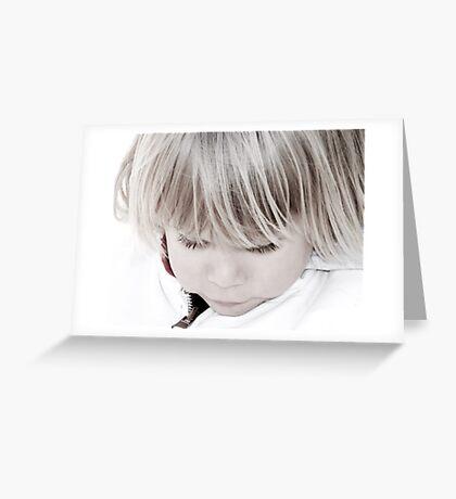 Angelic Greeting Card