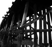 Beneath the Rails by dwknight912