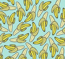 BANANA - MINT by tosojourn