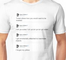 Best of: Dylan O'briens tweets Unisex T-Shirt