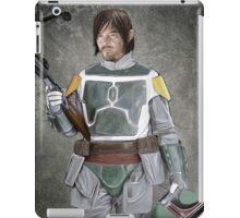Daryl Fett : Zombie Hunter (Variant A) iPad Case/Skin