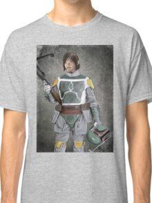 Daryl Fett : Zombie Hunter (Variant A) Classic T-Shirt