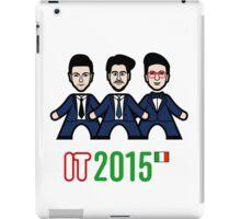Italy 2015 iPad Case/Skin