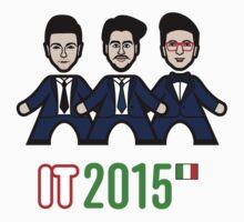 Italy 2015 by minipopicons