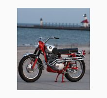 1962 Honda CL72 with Rare Alloy Fuel Tank Unisex T-Shirt