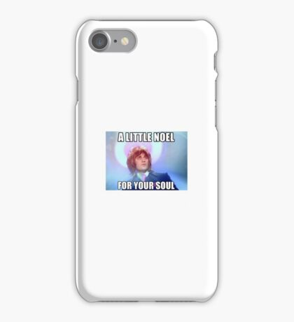 A little Noel for your soul iPhone Case/Skin