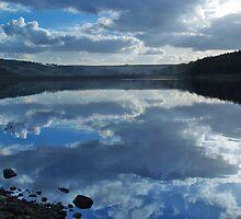 Swinsty Reflection 2 by WatscapePhoto