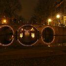 Amsterdam After Dark by HelmD