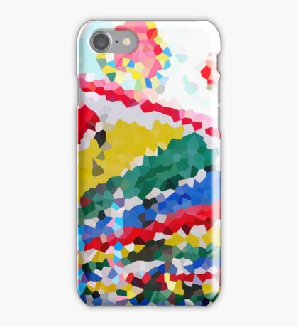 Merry Go Colours iPhone Case/Skin
