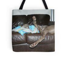 Comfortable? Tote Bag