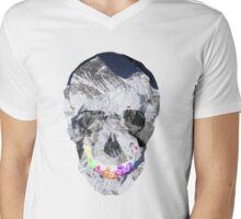 crystal teeth magik mountain Mens V-Neck T-Shirt