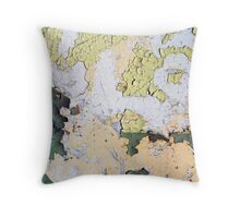 Urban Placemat Throw Pillow