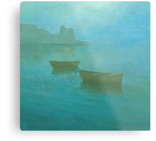 Blue Mist I Metal Print