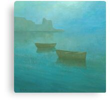 Blue Mist I Canvas Print