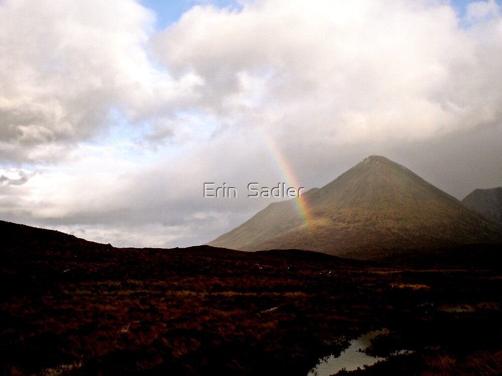 End of the Rainbow by Erin  Sadler